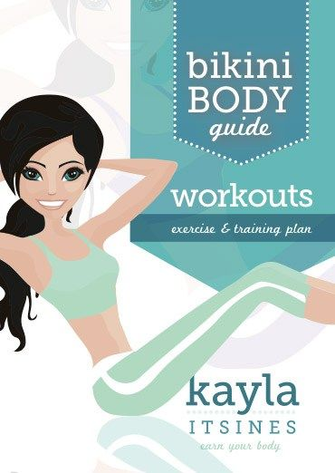 kayla itsines bikini body guide review