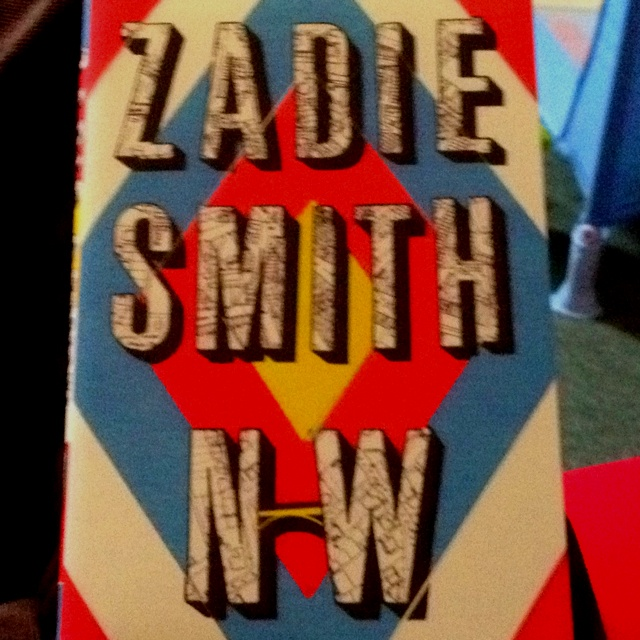 New Zadie Smith, sexy coverWorth Reading, Book Worth