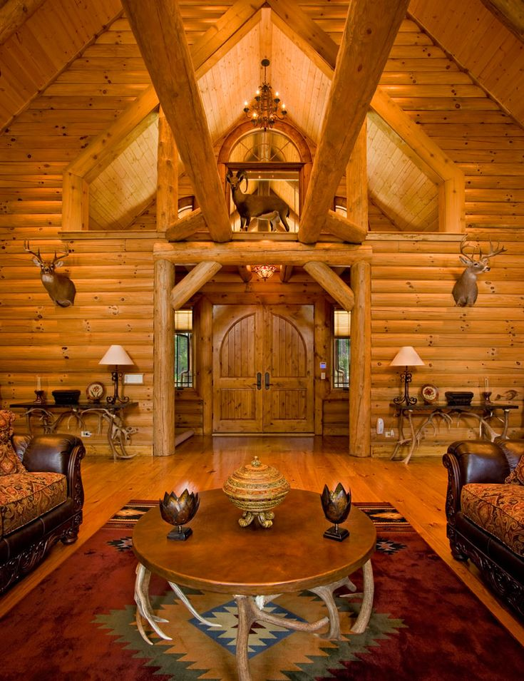 17 best images about log home interiors on pinterest for Lifeline interieur