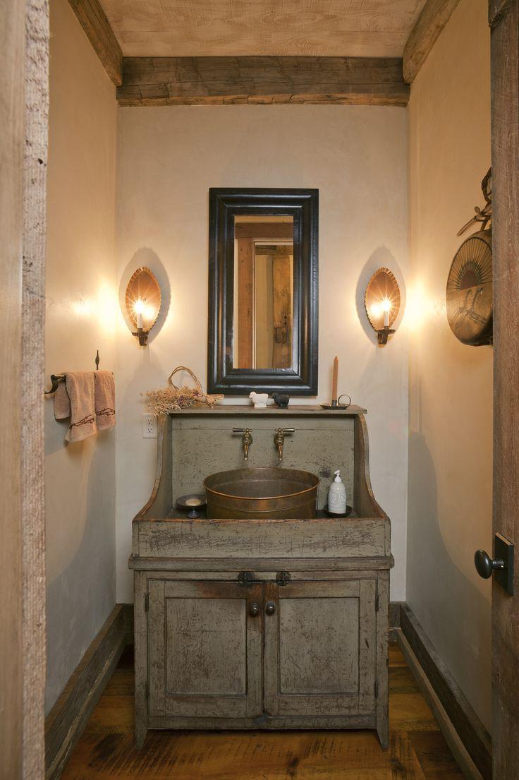 Best 25 rustic bathroom vanities ideas on pinterest - Bathroom renovation designs ideas ...