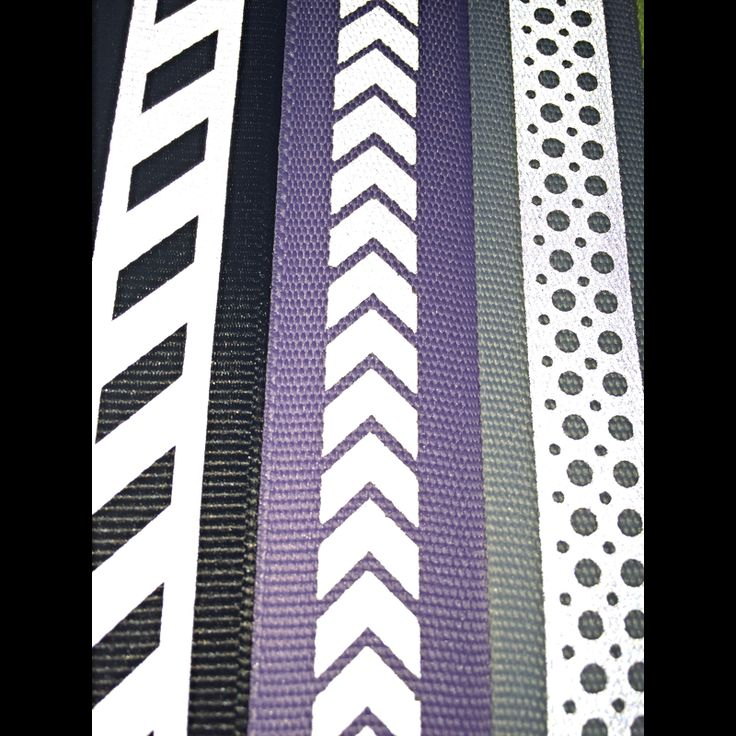 Reflective Printed Woven Tape #details #takeittothemax #trims #trimsfordays #design #run #crossfit #yoga #ski #athleisure #cycle #bike #lacrosse #volleyball #basketball #football #baseball #fashion #swim