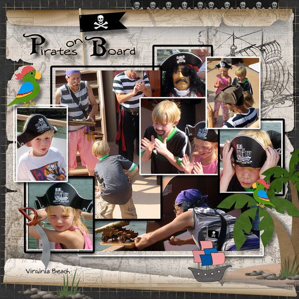 Layout by Tbear using Pirate Birthday Party by Meryl Bartho https://scrapbird.com/designers-c-73/k-m-c-73_516/meryl-bartho-c-73_516_522/pirate-birthday-party-combo-p-18473.html?zenid=62r4i0rbu6sepe7udl9rfgit47