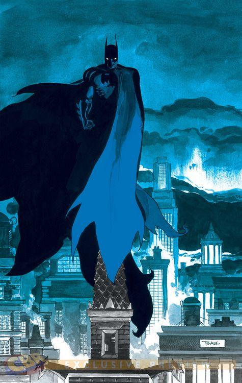 artverso:  Tim Sale - Batman