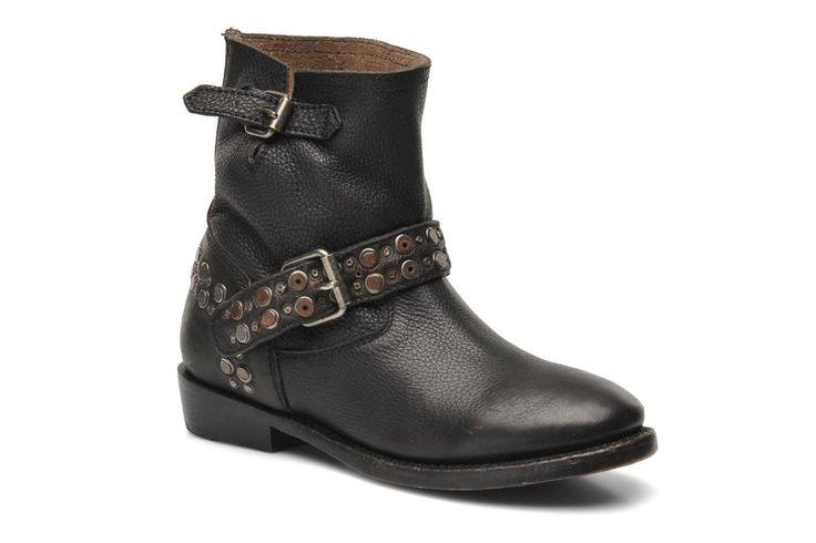 Ash Vidéo Durango (Noir) - Bottines et boots chez Sarenza (209744)