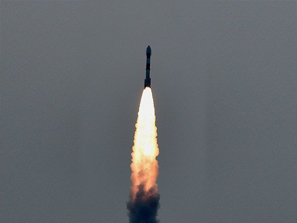 Indian Space Research Organisation (ISRO)'s PSLV C35