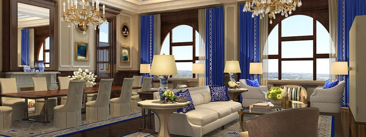 Suites In Washington DC | Trump Hotel DC - Guest Suites | Luxury Hotel Suites Washington DC