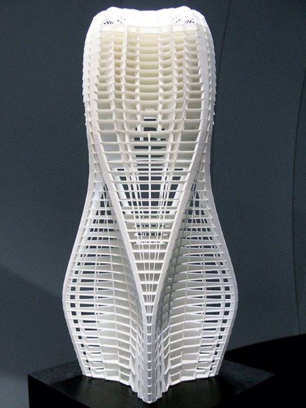 300 best parametric design images on pinterest for Parametric architecture zaha hadid