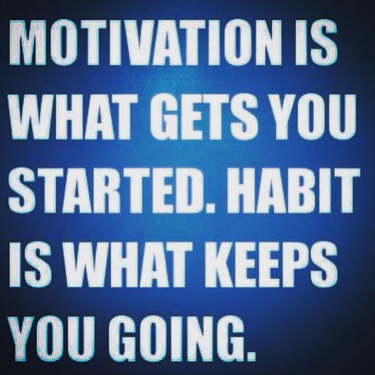 Motivation is what gets you started. Habit is what keeps you going.  #Motivation #Inspiration #Success #Saskatoon #yxe #Believe #FirebirdBusinessConsulting #Desire #BusinessConsulting #NextLevel  https://www.firebirdbusinessconsulting.ca/
