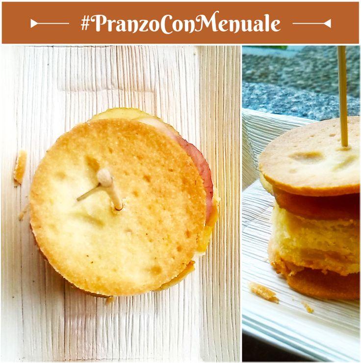 Un apple burger al Fuorisalone #food #foodporn #recipes
