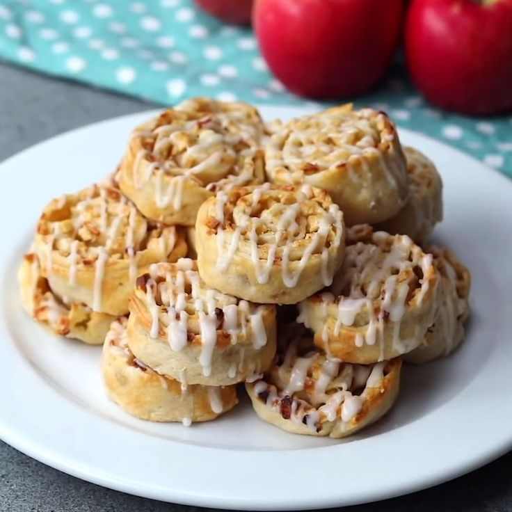 Homemade Apple Pie Cookies!