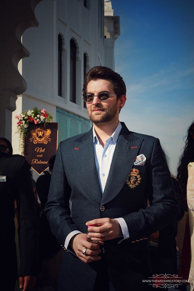 wedding of neil nitin mukesh