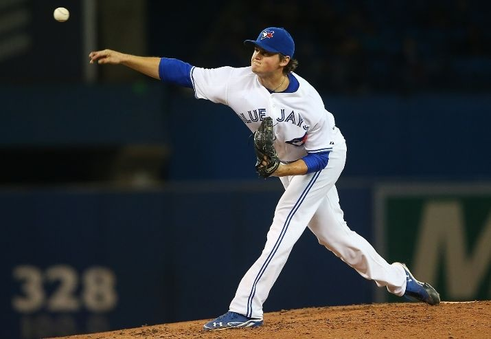 October 2, 2012 - Chad Jenkins picks up his first win as a starter and Casey Janssen picks up his 22nd save. Kelly Johnson hits a 2 run homer as the Jays beat Minnesota 4-3.