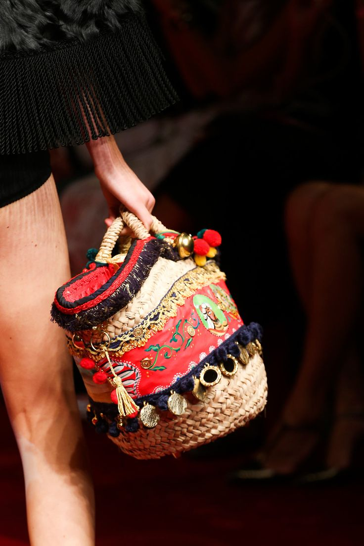 Sofiaz Choice: Dolce and Gabbana spring 2015 rtw details