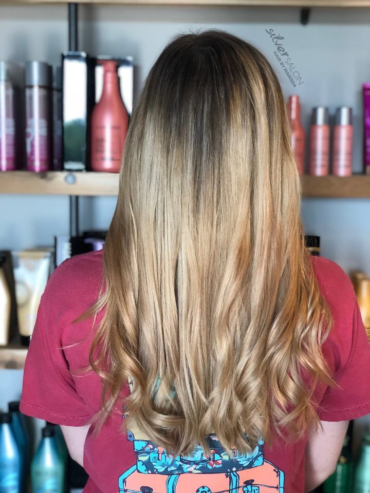 All Over Blonde Balayage Perfection By Marissa Blonde Balayage Sombre Hair Balayage
