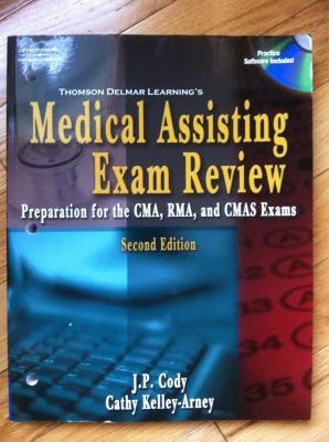 Medical Assisting Exam Review Second Edition