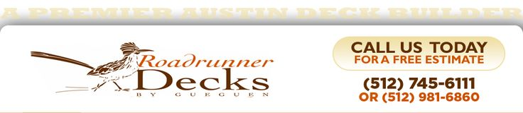 Our Services | Roadrunner Decks .com | Central Texas Deck Builder, Deck Materials, Deck Installations, Arbors, Wood Privacy Fences