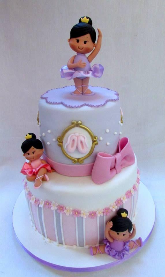 Ballerina Cake Topper Sydney