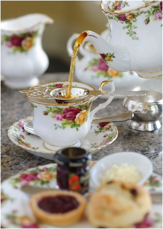 Popular China Patterns Part - 34: Tea In The Worldu0027s Most Popular China Pattern.