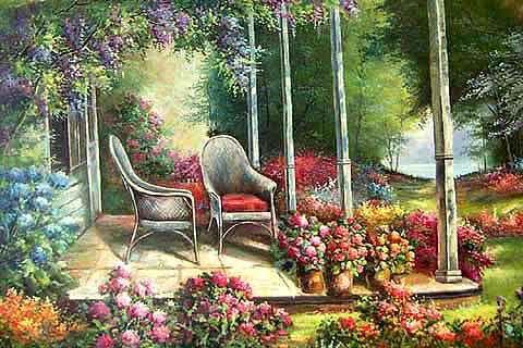 outdoor scenes