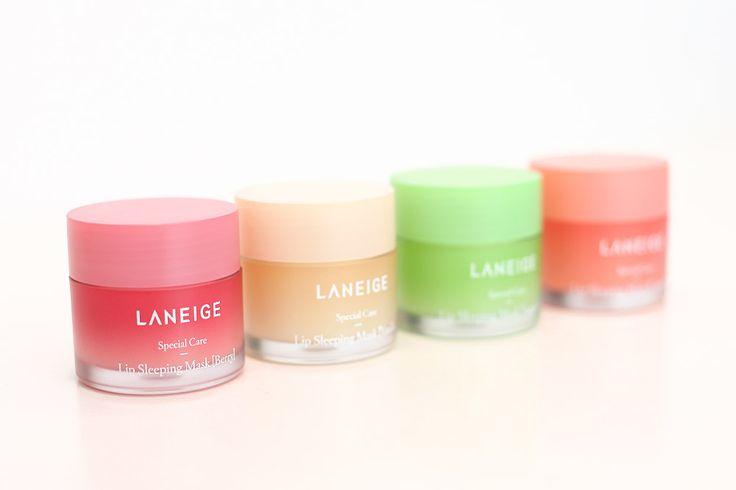 Laneige Lip Sleeping Mask Review #kbeauty #asianbeauty