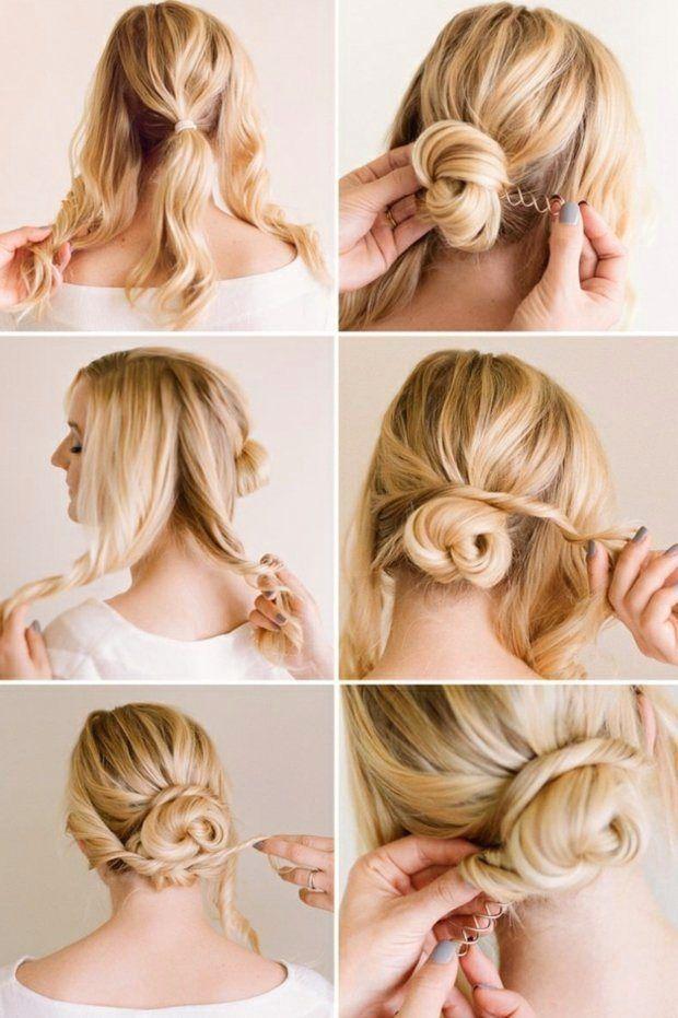 Frisuren Lange Haare Anleitung Alle Highlights Frisuren sind oft selbst repliziert und ohne fremde Hilfe. mehrere der Frisure
