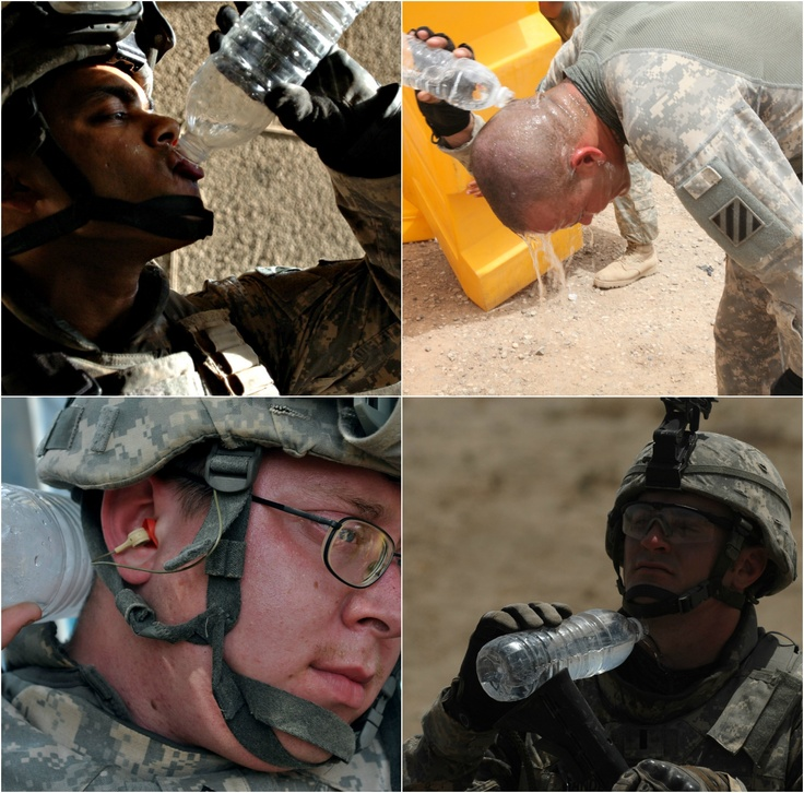 """It's starting to heat up in places where our troops are serving! Help us help them beat the heat with cool-ties -- we'd love to include one in every care package we send during our """"Patriotic Drive""""! Learn more here: http://opgrat.wordpress.com/2011/04/08/keeping-the-troops-cool-with-cool-ties/"""