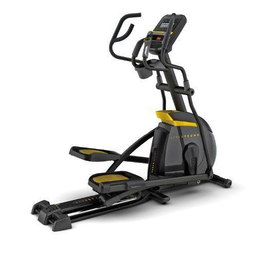Good  Livestrong Fitness LS15.0E Elliptical Trainer