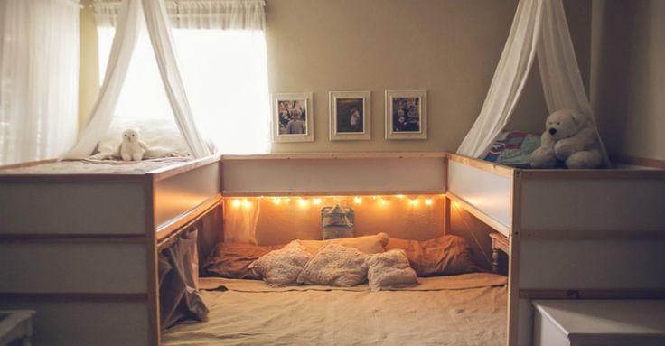 Co-sleeping family replies to judgemental shamers in emotional video blog #Beds, #CoSleeping, #Ikea, #Mums, #SocialMedia