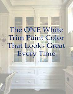 Die besten 25+ Wand farbig streichen mit weißem rand Ideen auf ...