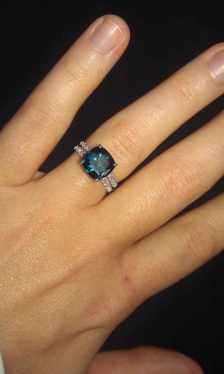 The Most Awesome Images On The Internet Turquoise Engagement Ringsunusual