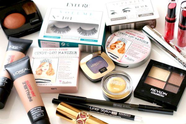 Kerst make-up tutorial