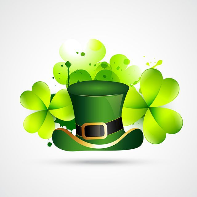 Abstract Style St Patrick S Day Vector 17th Abstract Background Png And Vector With Transparent Background For Free Download Abstract Styles Abstract St Patrick S Day