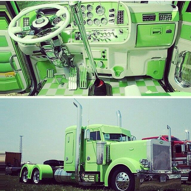 116 Best Images About Trucks Interiors On Pinterest