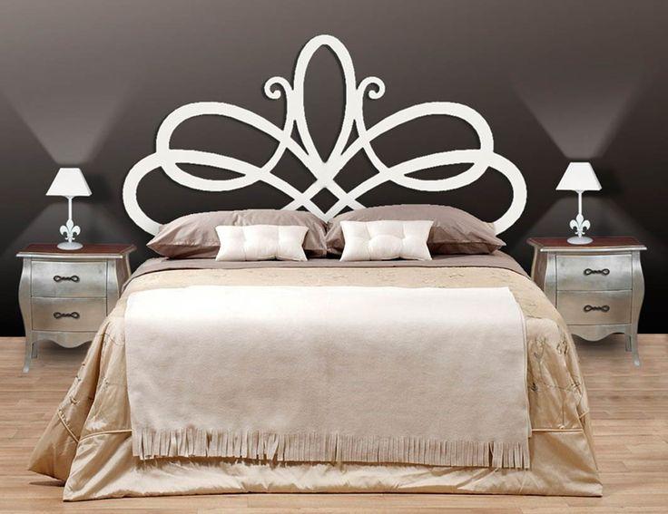Les 25 meilleures idées de la catégorie Tête de lit en fer forgé ...