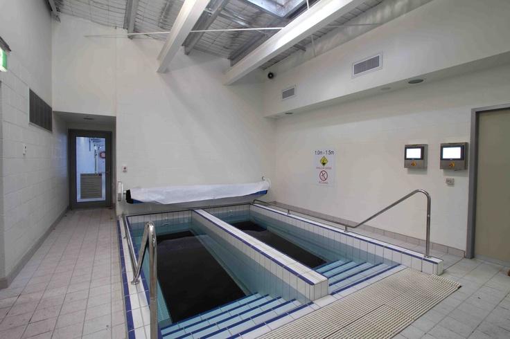 Carlton Football Club -  Recovery 'Vaso' Pools