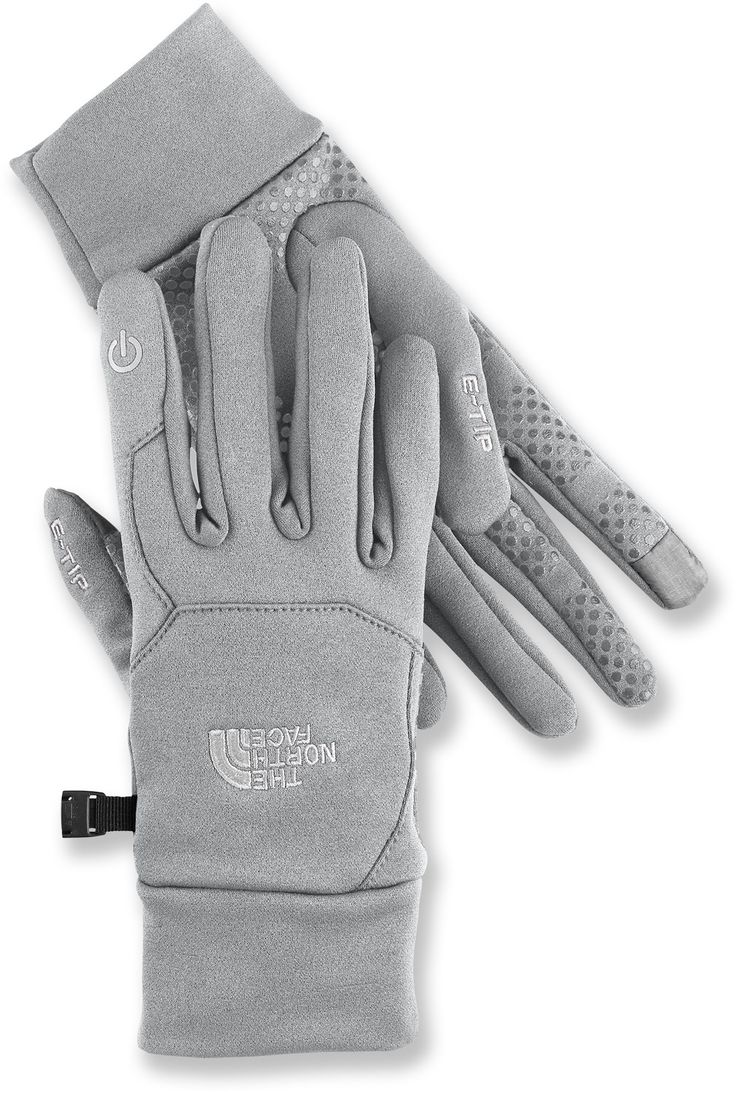 Mens leather gloves rei - The North Face Etip Gloves Rei 45 00 They Really Work