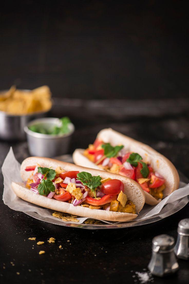 Juustoiset kanahodarit | K-ruoka #vappu #piknik