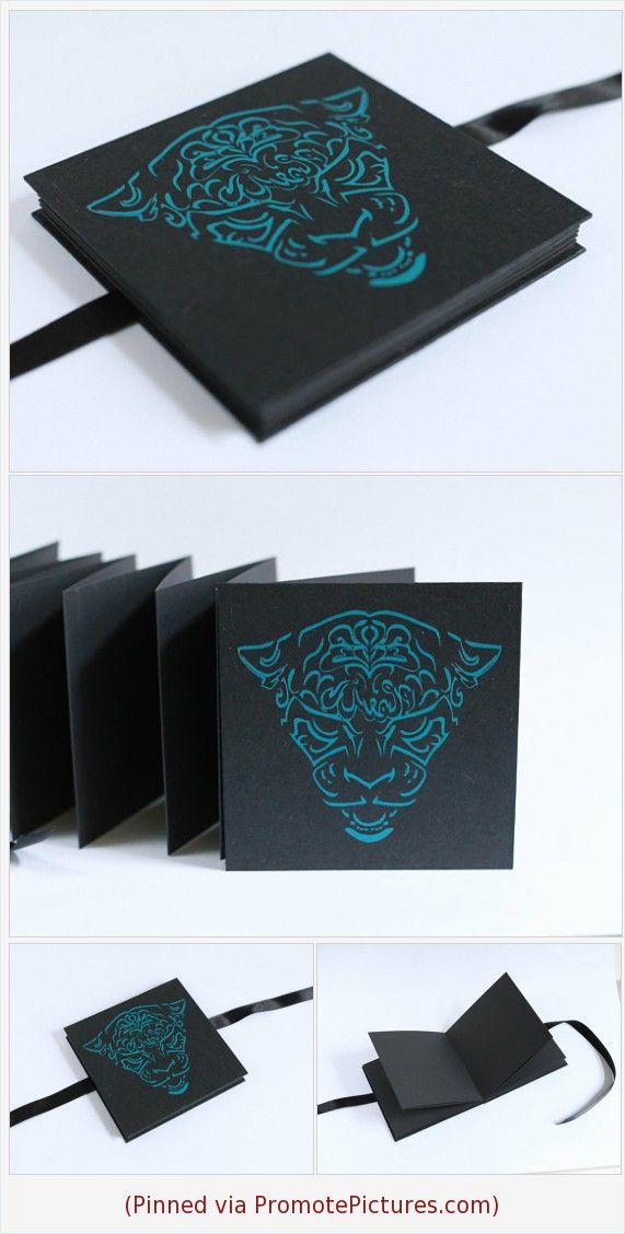 Сustom portfolio book with your logo Portfolio accordion