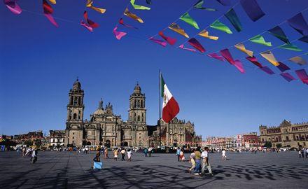 Mexico, DF