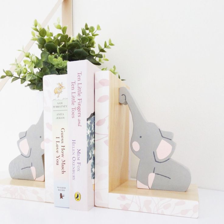 Elephant - Bookends