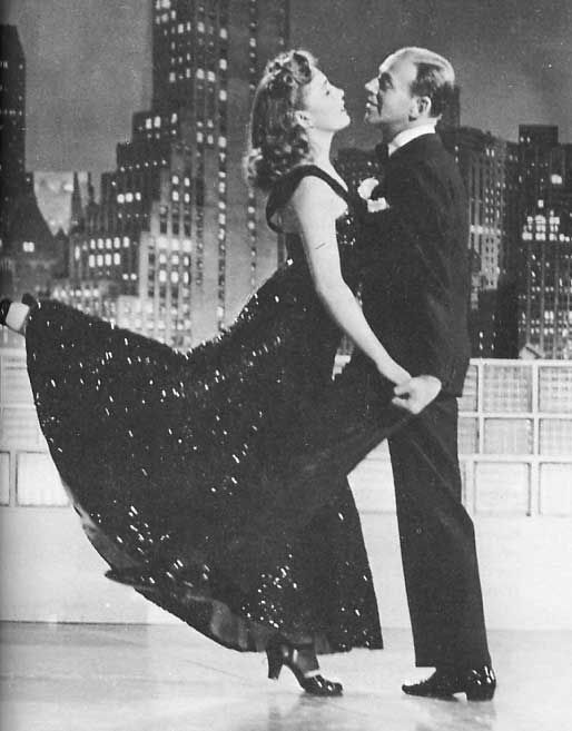 This dance is My Shining Hour with Joan Leslie.