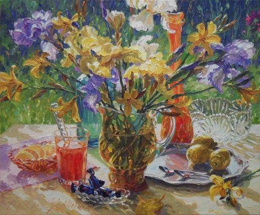 Irysy - from http://www.touchofart.eu/Barbara-Jaskiewicz/bjas21-Irysy/
