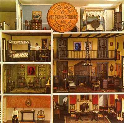 """John Cale & Terry Riley """"Church of Anthrax"""" 1971"""