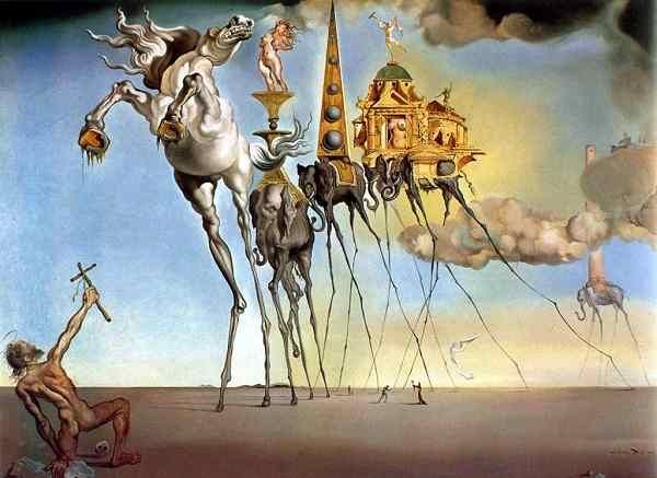 É surreal, digno de um Salvador Dali (ilustração acima). No afã de produzir factoides pró-golpe, a PF usou números de contabilidade das gráficas sem sequer se preocupar em separar pagamentos feitos…