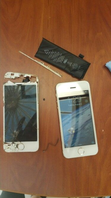 Iphone 5s makeover