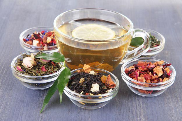 Семь самых полезных видов чая, которые надо иметь на кухне