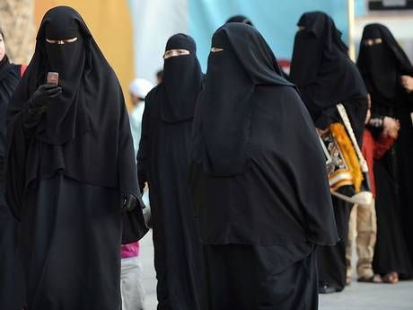 """Hijab means """"Veil"""". That doesn't means only a head scarf or veil it directly means to cover up. A Hijab is a veil worn by Muslim women's to wrap the head, chest breasts and genitals to unassume their appearance from the other men's outside of their family to keep themselves safe and protected from any …"""
