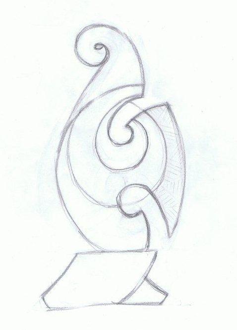 Brett Keno sculpture designs