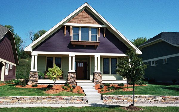 History of bungalow homes home colors and history Bungalo house