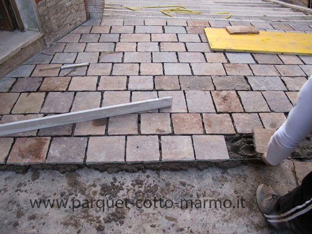 Oltre 25 fantastiche idee su pavimento esterno su - Piastrelle di porfido prezzi ...